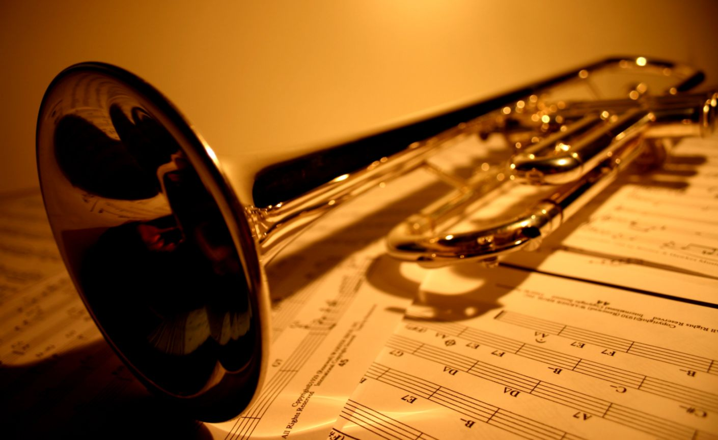 Big Band Wallpaper -
